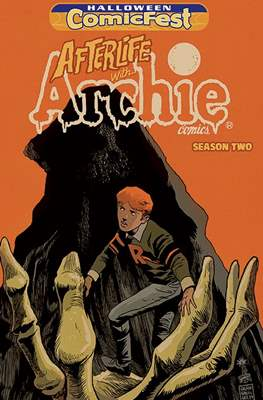 Afterlife with Archie. Halloween ComicFest 2016