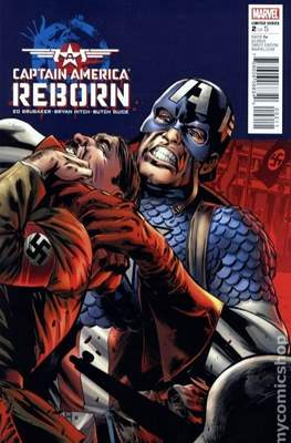 Captain America: Reborn (Comic Book) #2