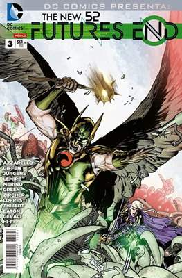 The New 52: Futures End #3