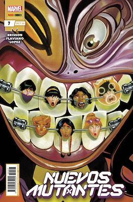 Nuevos Mutantes Vol. 3 (2020-) (Grapa) #7