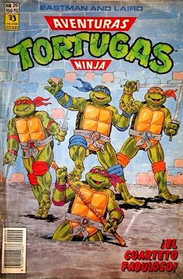 Aventuras Tortugas Ninja (Grapa) #20