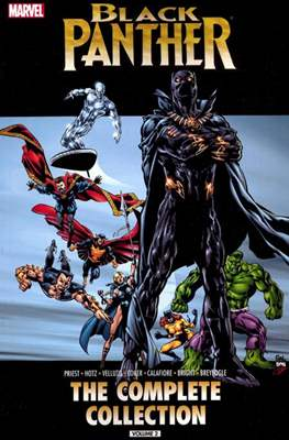 Black Panther The Complete Collection (Softcover) #2