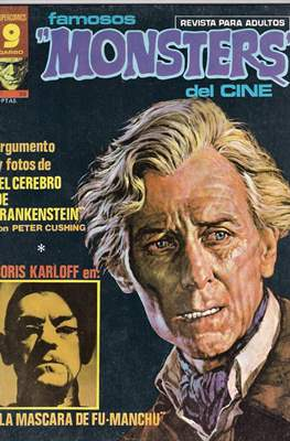 Famosos Monsters del Cine (Grapa , 66 páginas. 1975-1977) #20