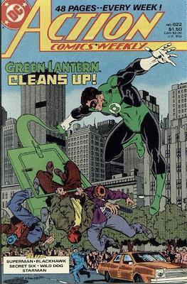 Action Comics Vol. 1 (1938-2011; 2016-) (Comic Book) #622