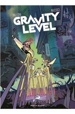 Gravity Level (Cartoné 192 pp)
