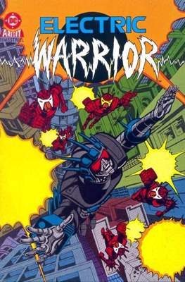 Electric Warrior #2