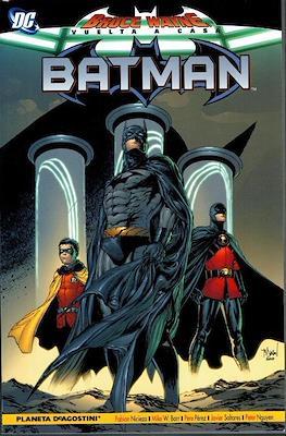 Batman. Bruce Wayne: Vuelta a casa