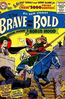 The Brave and the Bold Vol. 1 (1955-1983) #8