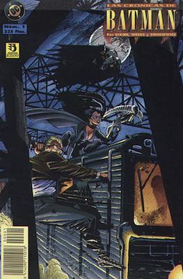 Las crónicas de Batman