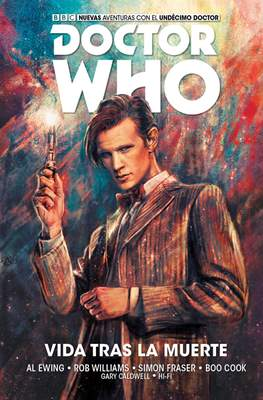 Doctor Who: El Undécimo Doctor #1