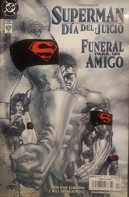 Superman: Día del juicio (Grapa) #2