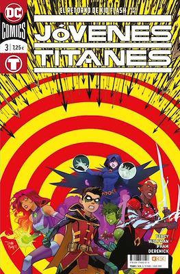 Jóvenes Titanes. Renacimiento (Rústica 184 pp) #3