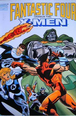 Fantastic Four versus the X-Men