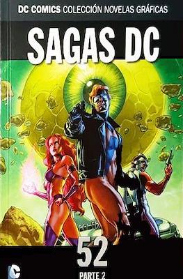 Colección Novelas Gráficas DC Comics: Sagas DC #9