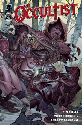 The Occultist (Comic Book) #1