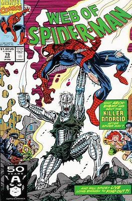 Web of Spider-Man Vol. 1 (1985-1995) (Comic-book) #79