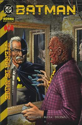 Batman (2001-2002) (Rústica) #12