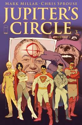 Jupiter's Circle Vol. 2 (Comic-Book) #3