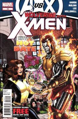 Wolverine and the X-Men Vol. 1 #14