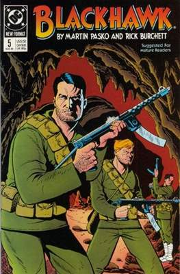 Blackhawk Vol 3: (1989-1990) #5
