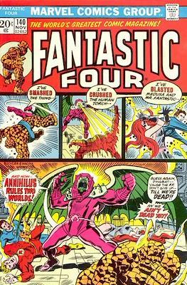 Fantastic Four Vol. 1 (1961-1996) (saddle-stitched) #140