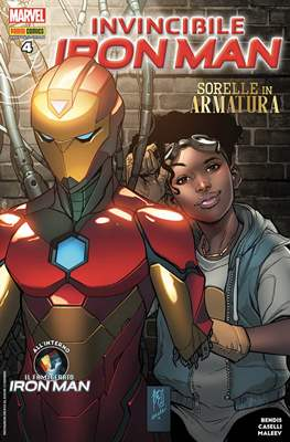 Iron Man Vol. 2 (Spillato) #53