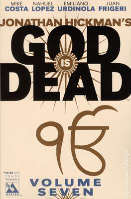 God is Dead (Softcover) #7