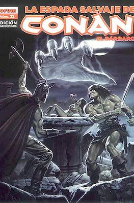 La Espada Salvaje de Conan el Bárbaro. Edición coleccionistas (Rústica. 64 páginas. B/N. (2005-2008).) #22