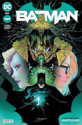 Batman: Nuevo Universo DC / Renacimiento #115