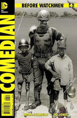 Before Watchmen: Comedian (Grapa) #4