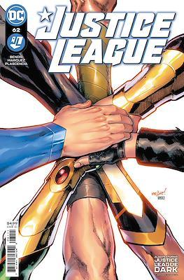 Liga de la Justicia. Nuevo Universo DC / Renacimiento #119/4