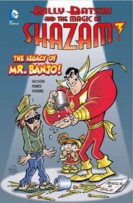 Billy Batson and the Magic of Shazam! (Hardcover 32 pp) #10