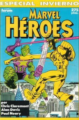 Marvel Héroes. Especiales (1987-1993) (Grapa 64 pp) #10
