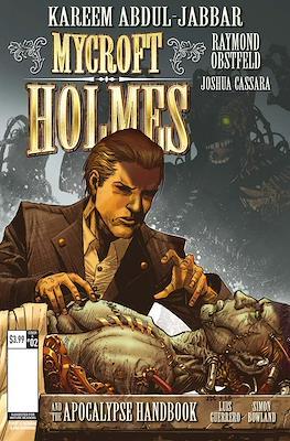 Mycroft Holmes and The Apocalypse Handbook (Comic Book) #2