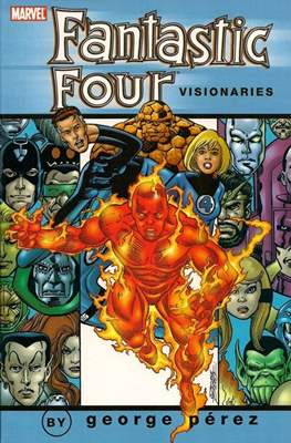 Fantastic Four Visionaries: George Perez (Softcover) #2
