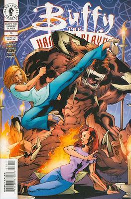 Buffy the Vampire Slayer (1998-2003) (saddle-stitched) #16