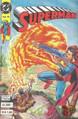 Supermán (1986-2001) (Grapa) #165