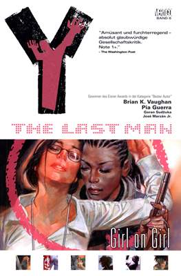 Y: The Last Man (Softcover) #6