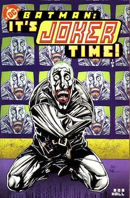 Batman: It's Joker time!