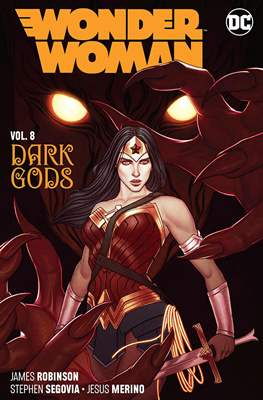 Wonder Woman Vol. 5 (2016-) (Softcover) #8