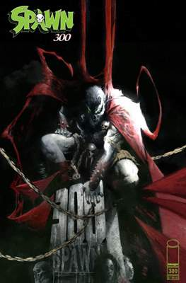 Spawn (Variant Cover) (Comic Book) #300.5