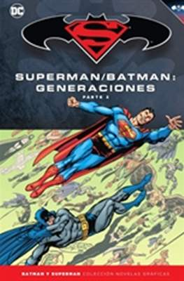 Batman y Superman. Colección Novelas Gráficas #54