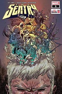 The Sentry Vol. 3 (2018) (Comic Book) #5