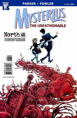 Mysterius the Unfathomable (Comic Book) #6
