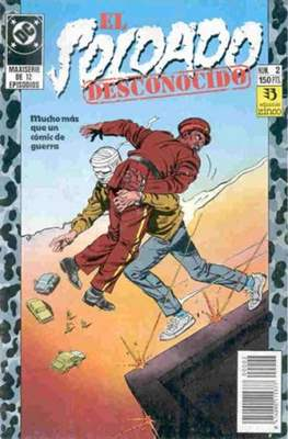 El soldado desconocido (1991-1992) (Grapa, 28 páginas) #2