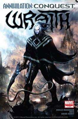 Annihilation: Conquest - Wraith