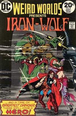 Weird Worlds Vol.1 (1972-1974) #8