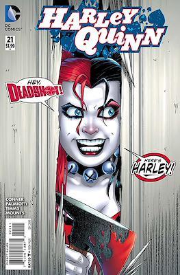 Harley Quinn (Grapa) #21