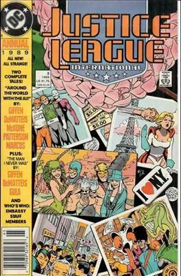 Justice League Annual (Comic Book) #3
