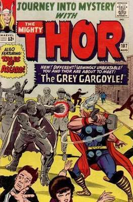 Journey into Mystery / Thor Vol 1 (Comic Book) #107